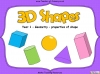3D Shapes - Year 1
