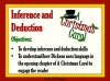 A Christmas Carol - Year 6 (slide 20/83)