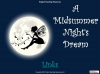 A Midsummer Night's Dream (slide 117/124)