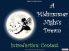 A Midsummer Night's Dream (slide 2/124)
