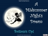 A Midsummer Night's Dream (slide 60/124)
