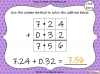 Adding Decimals (with the same number of decimal places) - Year 5 (slide 22/65)