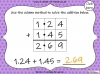 Adding Decimals (with the same number of decimal places) - Year 5 (slide 23/65)