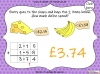Adding Decimals (with the same number of decimal places) - Year 5 (slide 44/65)