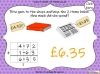 Adding Decimals (with the same number of decimal places) - Year 5 (slide 46/65)