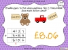 Adding Decimals (with the same number of decimal places) - Year 5 (slide 48/65)