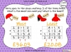 Adding Decimals (with the same number of decimal places) - Year 5 (slide 60/65)