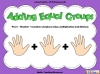 Adding Equal Groups - Year 1