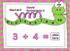 Adding Using a Number Line (slide 10/28)