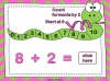 Adding Using a Number Line (slide 12/28)