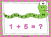 Adding Using a Number Line (slide 15/28)