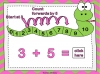Adding Using a Number Line (slide 20/28)