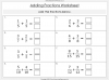 Adding and Subtracting Fractions - Year 3 (slide 15/48)