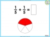 Adding and Subtracting Fractions - Year 3 (slide 16/48)