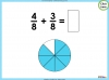 Adding and Subtracting Fractions - Year 3 (slide 21/48)