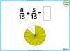Adding and Subtracting Fractions - Year 3 (slide 22/48)