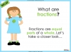 Adding and Subtracting Fractions - Year 3 (slide 3/48)