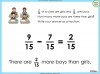 Adding and Subtracting Fractions - Year 3 (slide 43/48)