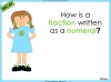 Adding and Subtracting Fractions - Year 3 (slide 7/48)