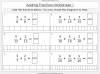 Adding and Subtracting Fractions - Year 4 (slide 15/52)