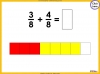 Adding and Subtracting Fractions - Year 4 (slide 17/52)