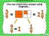 Adding and Subtracting Fractions - Year 5 (slide 13/49)