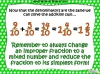 Adding and Subtracting Fractions - Year 5 (slide 27/49)