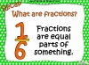 Adding and Subtracting Fractions - Year 5 (slide 3/49)