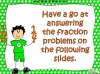 Adding and Subtracting Fractions - Year 5 (slide 36/49)