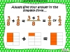 Adding and Subtracting Fractions - Year 5 (slide 9/49)