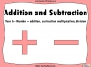 Addition and Subtraction - Year 6