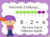 Addition and Subtraction are Opposites - Year 1 (slide 17/34)