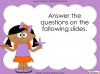 Addition and Subtraction are Opposites - Year 1 (slide 20/34)