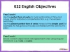 All About Verbs - KS2 (slide 2/9)
