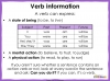 All About Verbs - KS2 (slide 4/9)