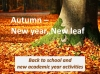 Autumn - New Year, New Leaf