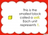 Base Ten Blocks - Representing Numbers 21 to 99 (slide 4/67)
