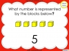 Base Ten Blocks - Representing Numbers 21 to 99 (slide 5/67)