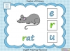 Beginning Sounds -  e, u, r (slide 11/15)