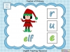 Beginning Sounds -  e, u, r (slide 14/15)
