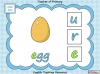 Beginning Sounds -  e, u, r (slide 4/15)