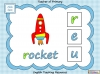 Beginning Sounds -  e, u, r (slide 8/15)