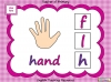 Beginning Sounds -  h, b, f, l (slide 11/15)
