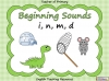Beginning Sounds - i, n, m, d (slide 1/15)