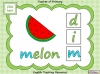 Beginning Sounds - i, n, m, d (slide 13/15)