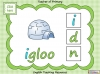 Beginning Sounds - i, n, m, d (slide 3/15)