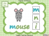 Beginning Sounds - i, n, m, d (slide 5/15)