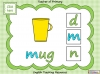 Beginning Sounds - i, n, m, d (slide 9/15)
