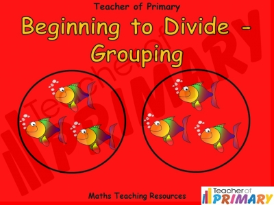 Beginning to Divide - Grouping