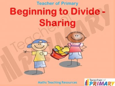 Beginning to Divide - Sharing